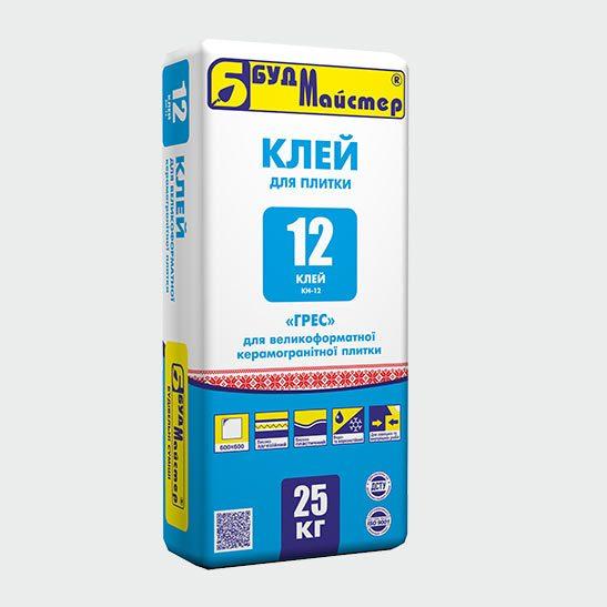 КЛЕЙ-12 (КН-12) «ГРЕС»